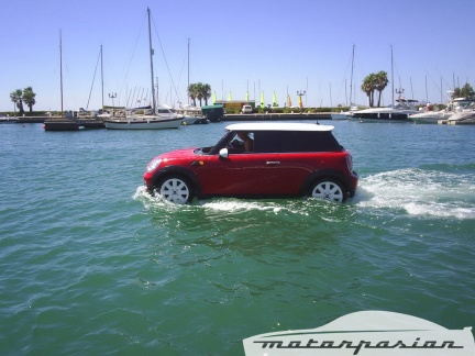 MINI One Boat