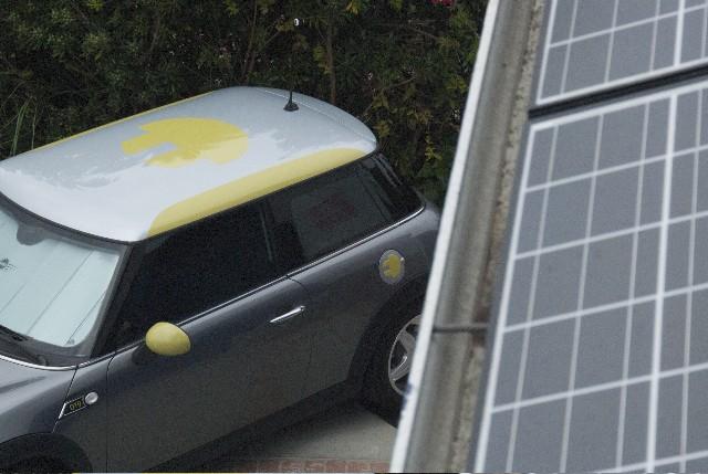 Solar MINI E