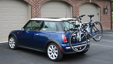 Ask Mf Best Roof Rack For An R50 Mini