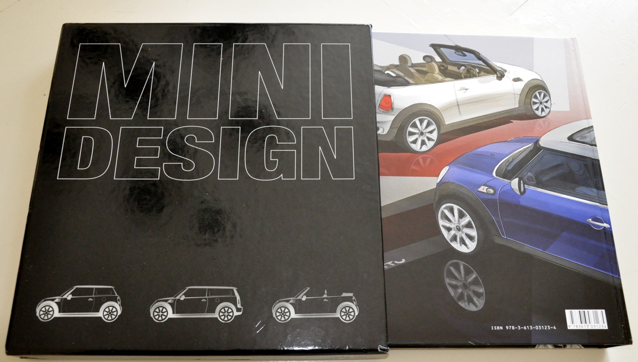 MINI Design Past Present Future