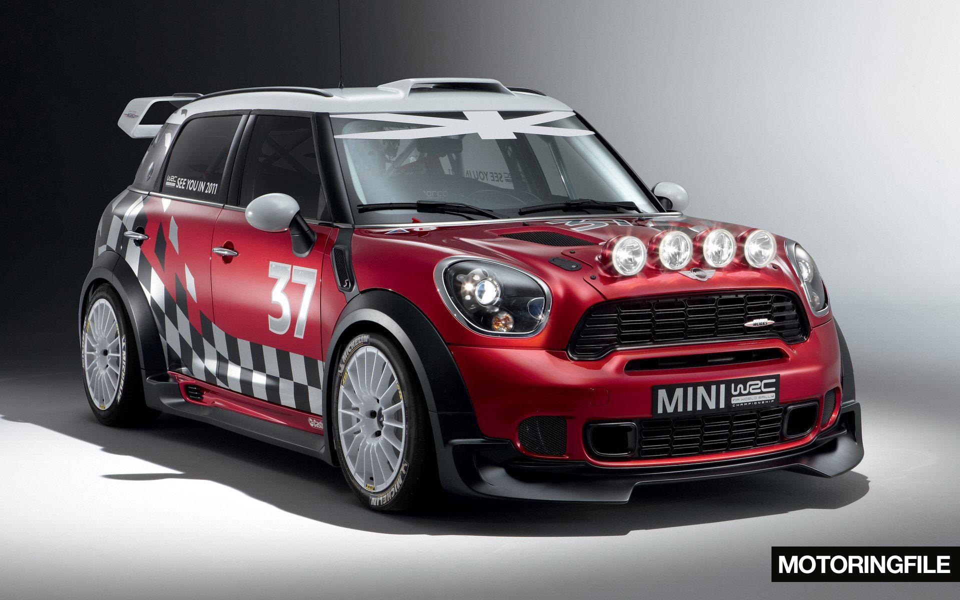 mini wrc countryman gallery full specification motoringfile. Black Bedroom Furniture Sets. Home Design Ideas