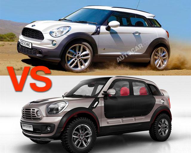 What Should Mini Make Beachcomber Vs Countryman Coupe