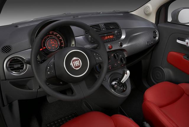 Fiat 500 (European Model)