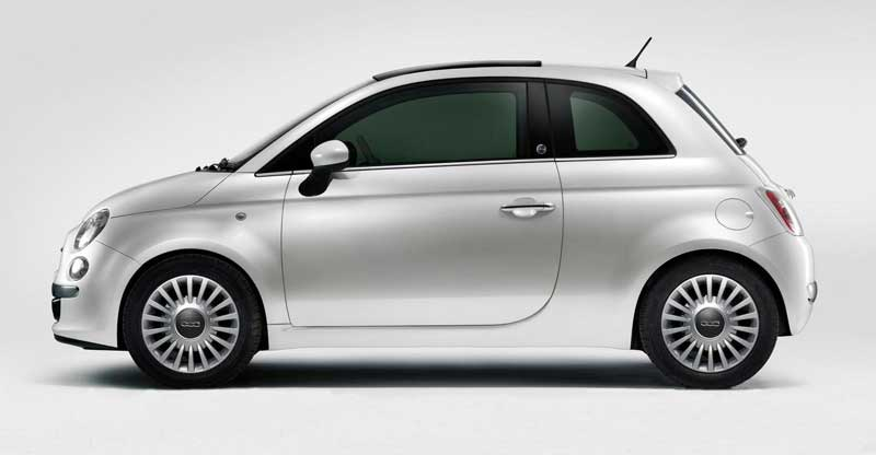 75 Reasons To A Fiat 500 Over Mini