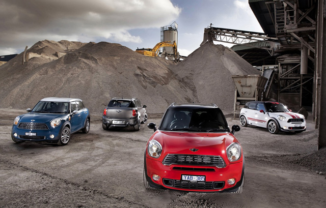 0711_MINI_Countryman_Models