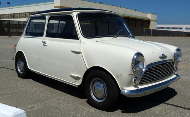 1960_Morris_Mini_White_For_