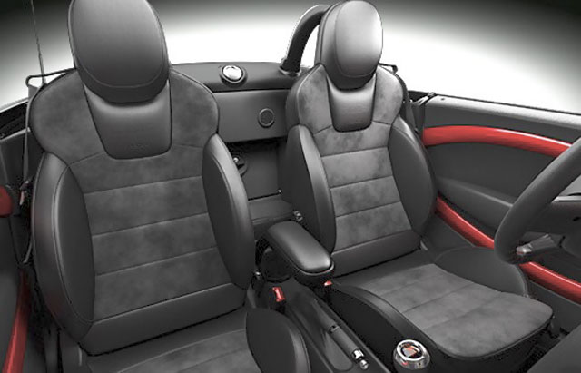 Mini Usa To Introduce Recaro Seats As An Option Motoringfile