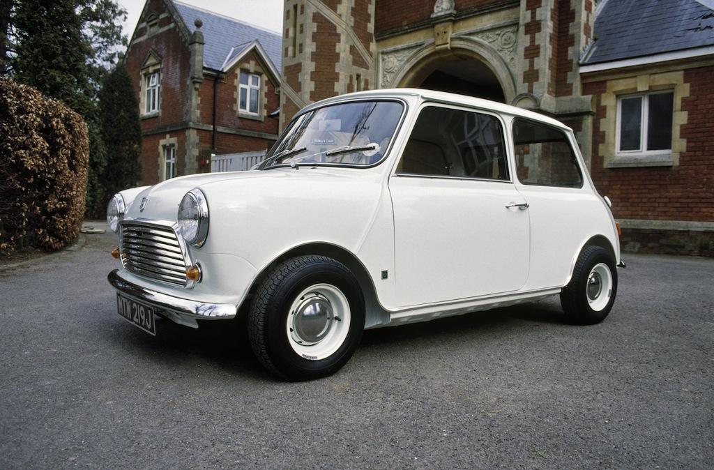 Autocar Names Classic Mini Greatest British Car Ever Made Motoringfile