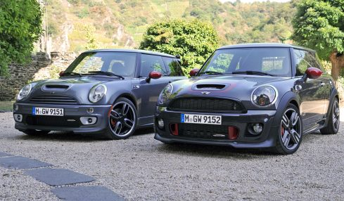 The R53 GP and the R56 GP2