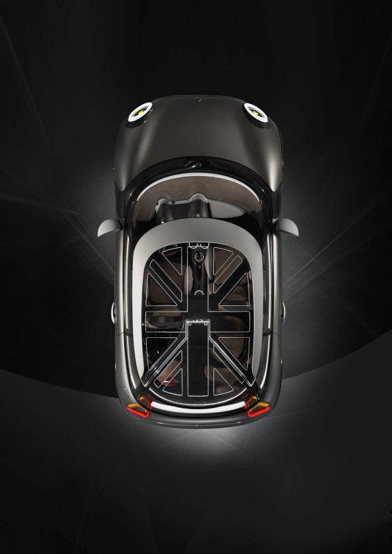 Next generation MINI hatch