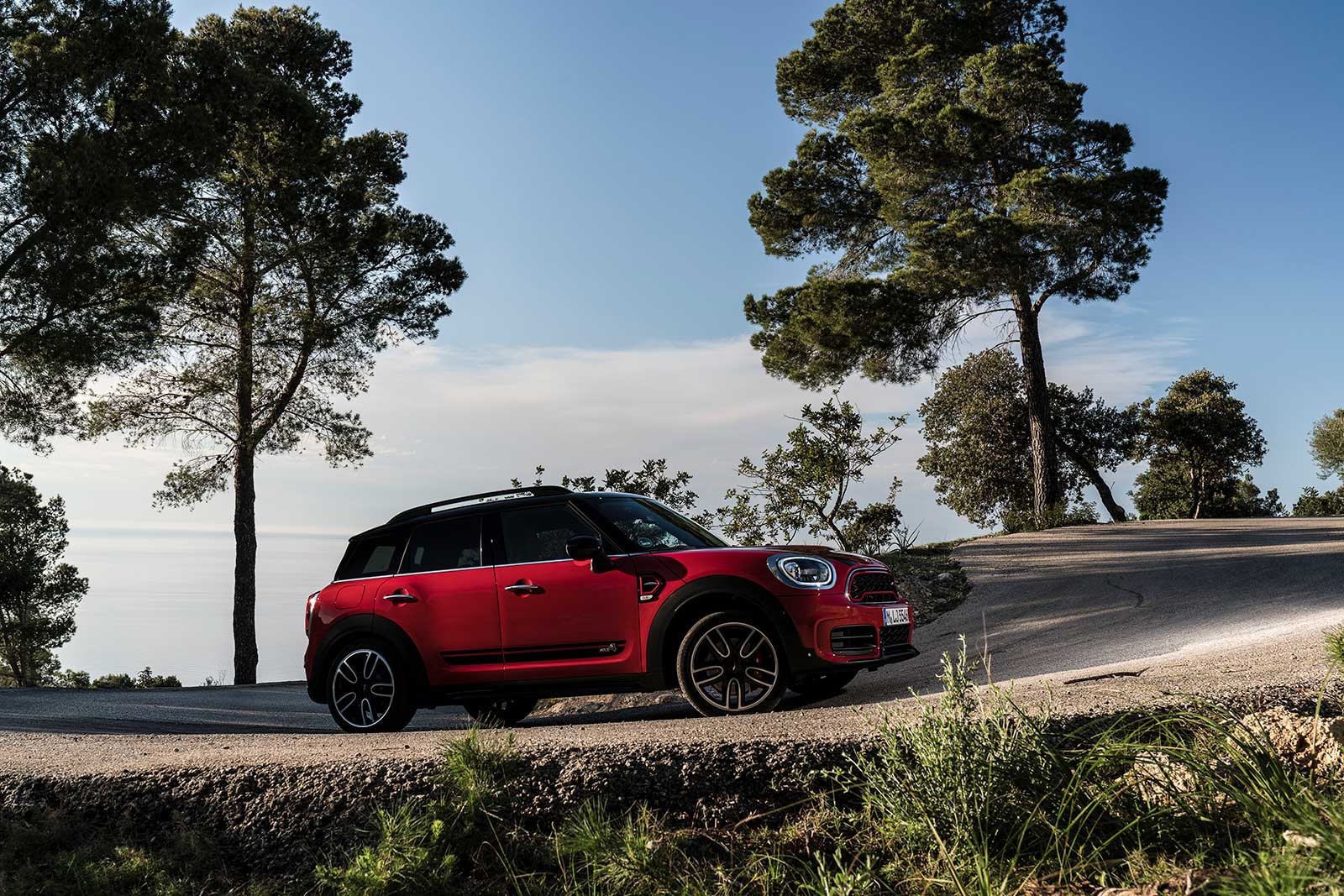 302 hp MINI Countryman and Clubman
