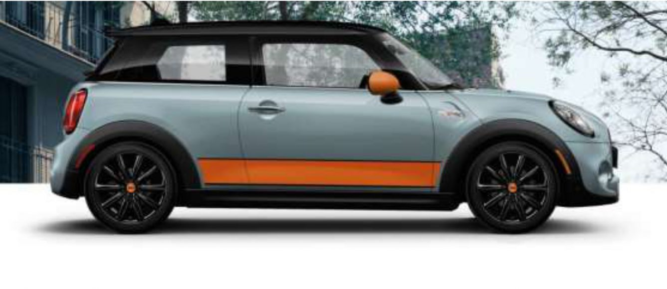 Mini Brings Back Ice Blue With Special Edition