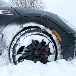 F54 JCW Clubman with Winter Tires (Blizzaks)