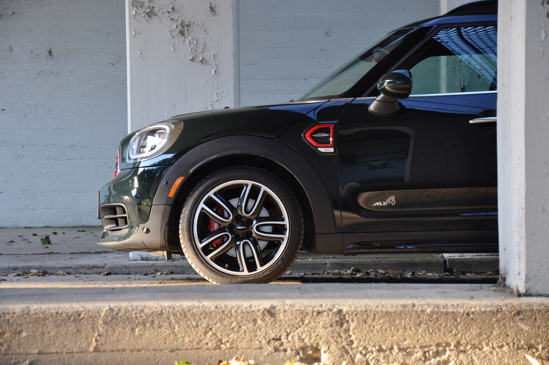 302 HP JCW Countryman and Clubman