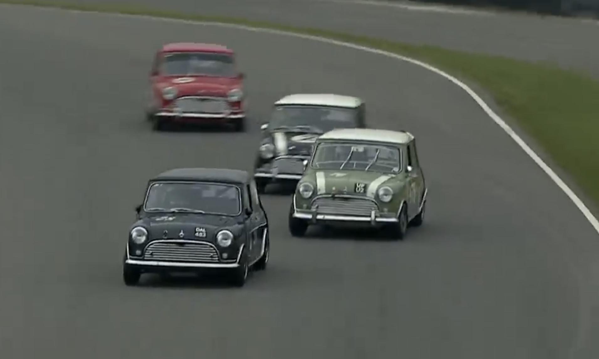 Race a Classic mini