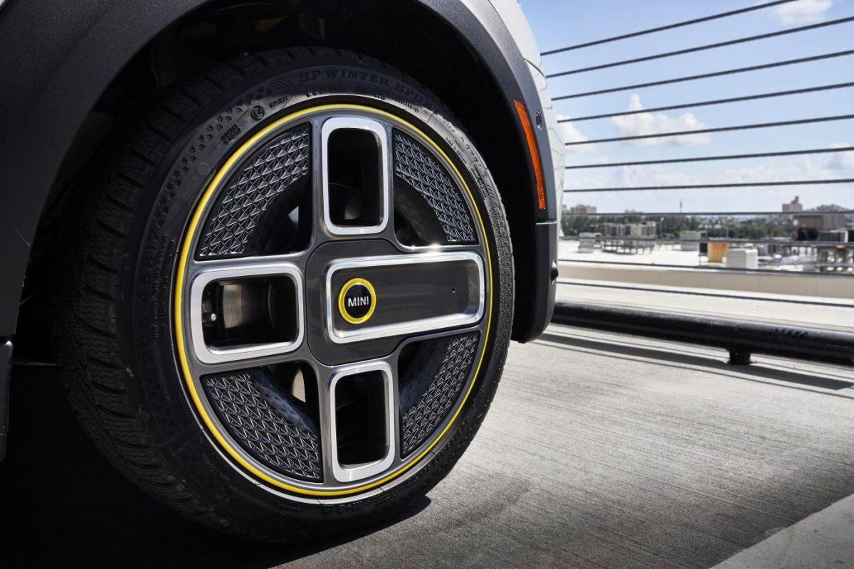 MINI wheels MINI Cooper SE F56 electric