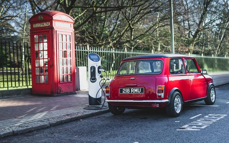Classic electric mini Classic electric mini