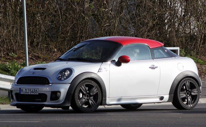 JCW GP Coupe