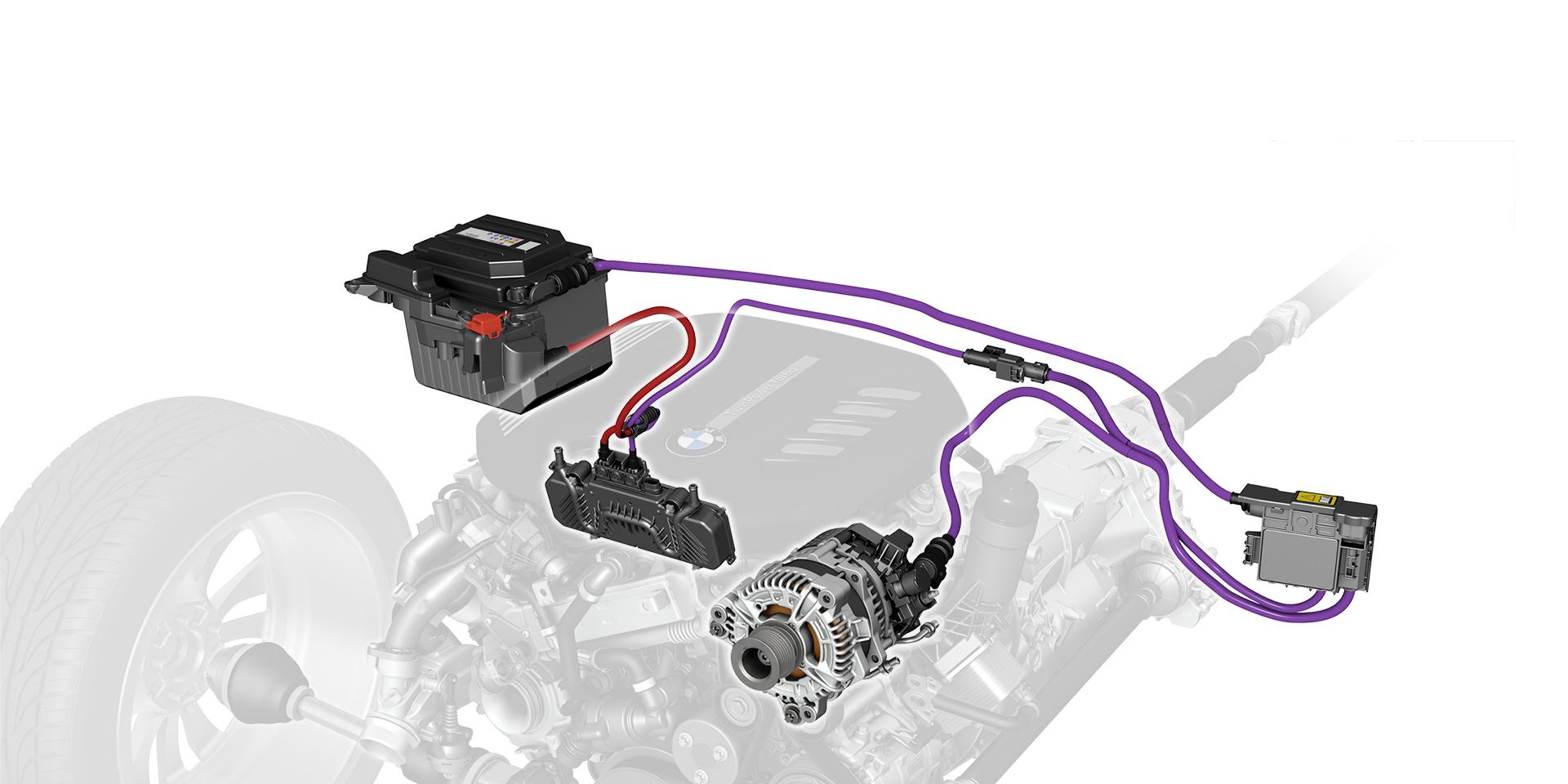 Mini Mild hybrid MINI's Last Internal Combustion Engines
