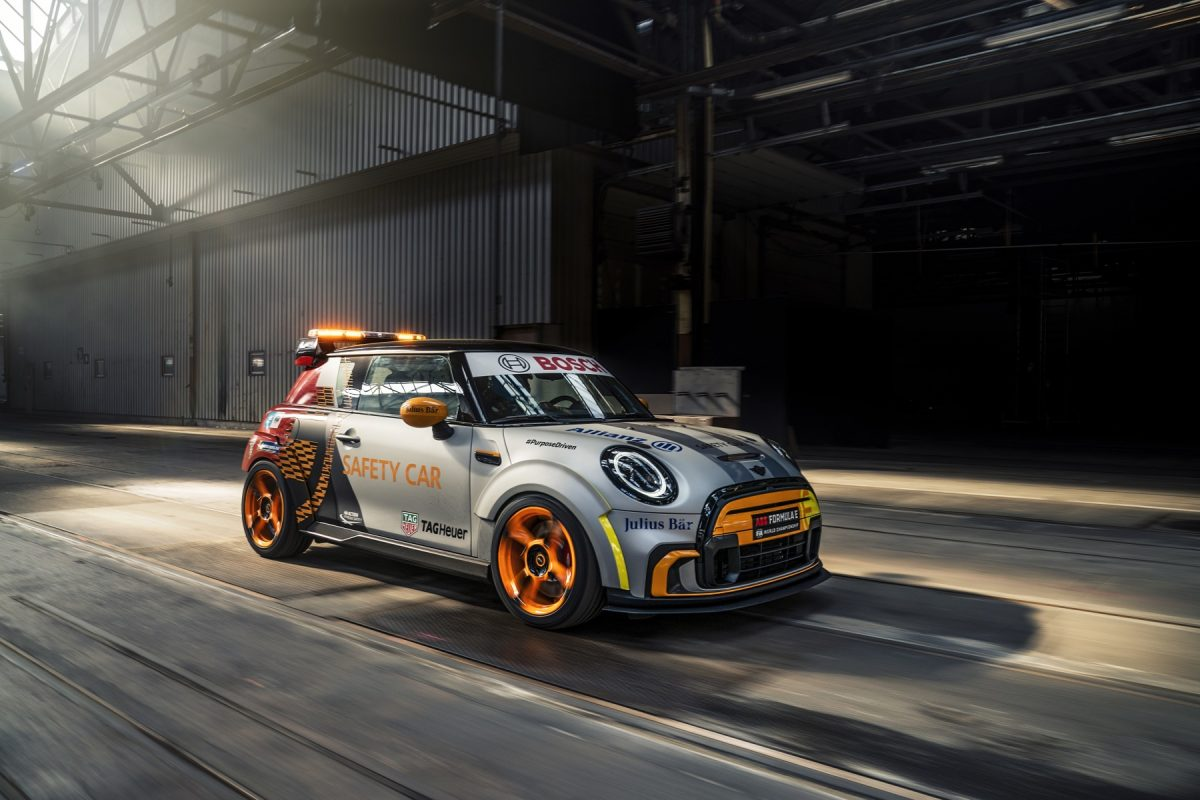 Electric JCW GP