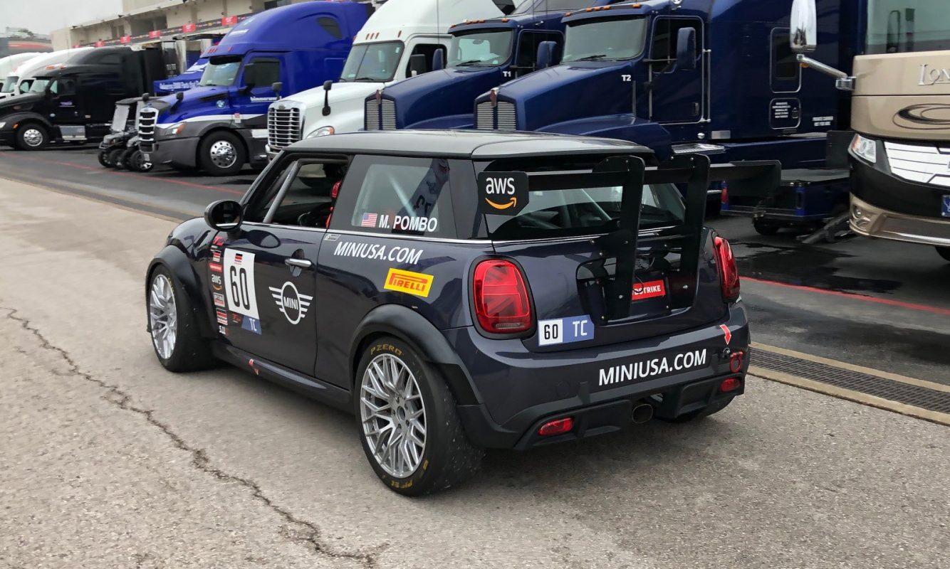MINI Race Car