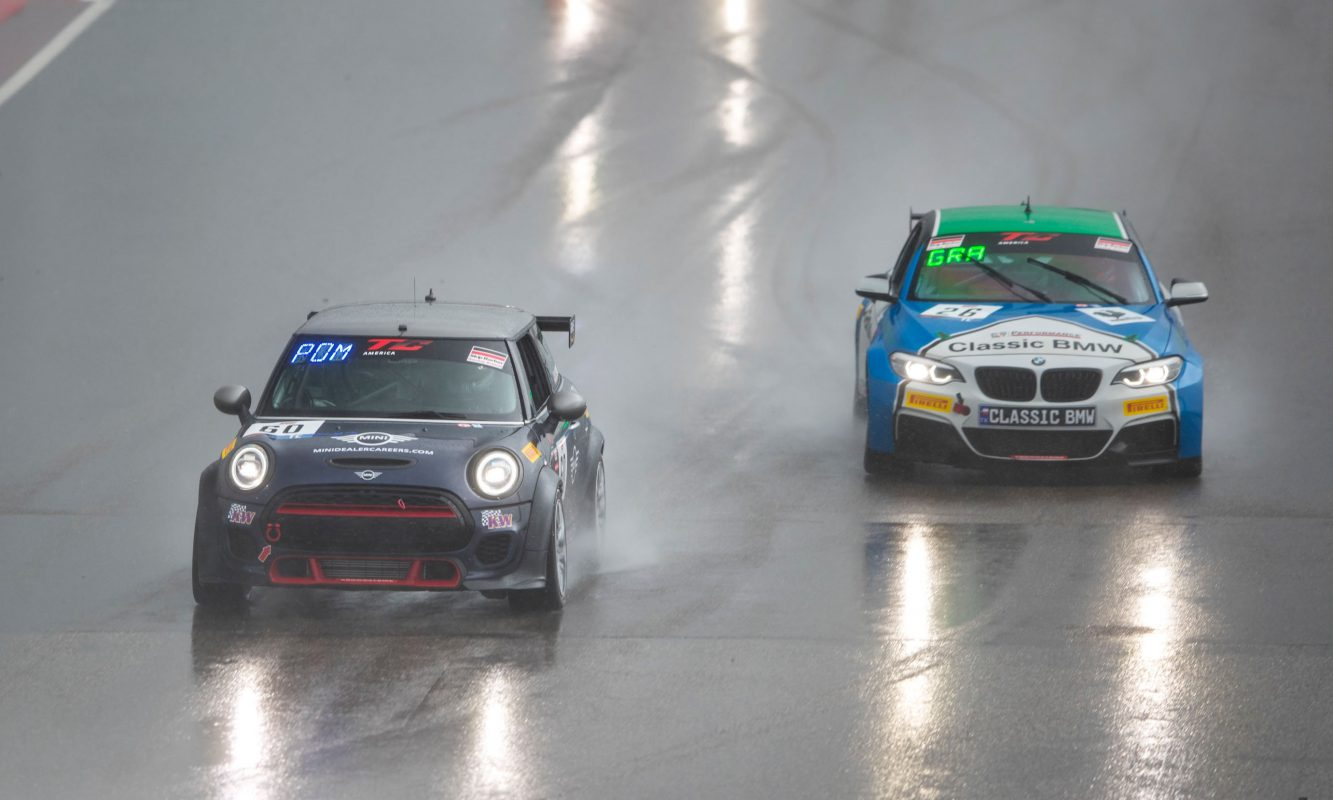 MINI JCW Race Car