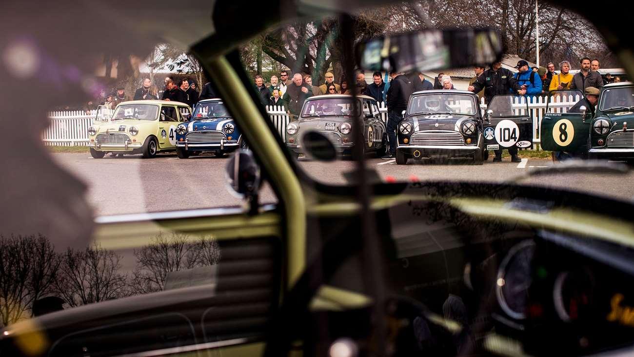 Goodwood Revival Classic Mini